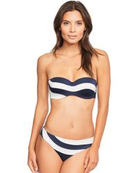 Huit - Be With You Padded Strapless Bikini Top - Lyst