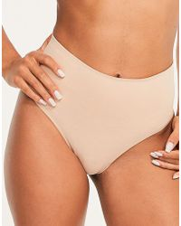 Spanx - Everyday Shaping Panties Thong - Lyst