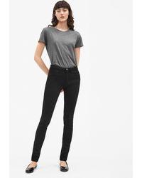 Filippa K - Patti Stretch Jeans Black - Lyst