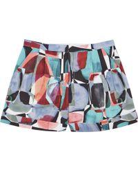Finery London - Sandown Shorts - Lyst