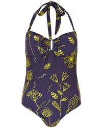 Finery London - Ginny Swimsuit - Lyst