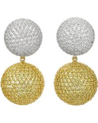 Anabela Chan - Canary Bauble Earrings - Lyst