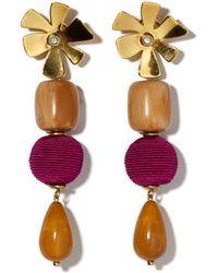 Lizzie Fortunato - Carnival Earrings - Lyst