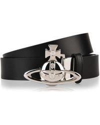 Vivienne Westwood - Orb Buckle Belt - Lyst