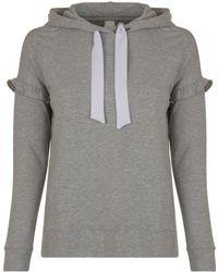 BOSS Orange - Tafrill Hooded Sweatshirt - Lyst