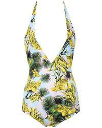 Versace - Intero Marie Swimsuit - Lyst