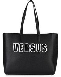 Versus - Logo Shopper Bag - Lyst