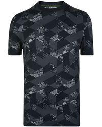 Ted Baker - Print T Shirt - Lyst