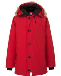 Canada Goose - Chateau Parka Coat - Lyst