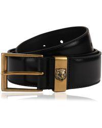 Gucci - Tiger Keep Belt - Lyst