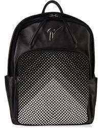 Giuseppe Zanotti - Studded Backpack - Lyst