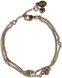 Alexander McQueen - Chain Bracelet - Lyst