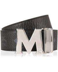 MCM - Claus Reversible Belt - Lyst