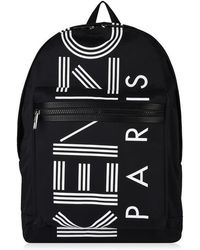 KENZO - Large Sport Backpack - Lyst