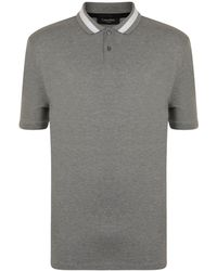 CALVIN KLEIN 205W39NYC - Jall Textured Polo Shirt - Lyst