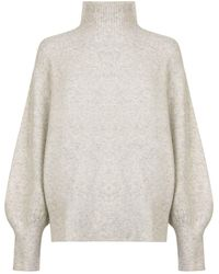 French Connection - Sleeve Jumper - Lyst