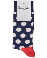 Happy Socks - Polka Dot Socks - Lyst