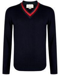 013c0fa9 Men's Gucci Sweaters and knitwear - Lyst