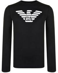 Emporio Armani - Logo T Shirt - Lyst
