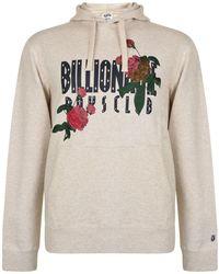 BBCICECREAM - Floral Embroidered Hooded Sweatshirt - Lyst