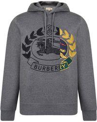 Burberry - Rutford Hoodie - Lyst