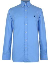 Polo Ralph Lauren - Poplin Shirt - Lyst