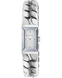 Gucci - G Frame Watch - Lyst