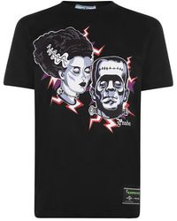 Prada - Frankenstien T Shirt - Lyst