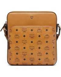 MCM - Ottomar Small Messenger In Visetos - Lyst