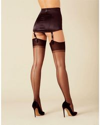 Agent Provocateur - Opale Stockings - Lyst