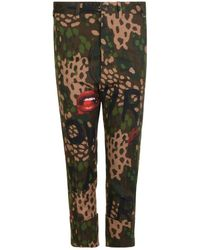 Vivienne Westwood - Camouflage Trousers - Lyst