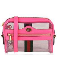 b140dbb2a Dolce & Gabbana Semi-transparent Rubber Sicily Handbag in Green - Save 60%  - Lyst