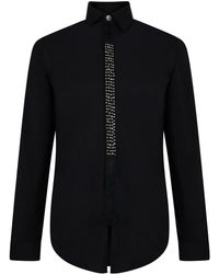 Just Cavalli - Snake Long Sleeved Shirt - Lyst