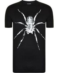 Lanvin - Imprime Spider T Shirt - Lyst