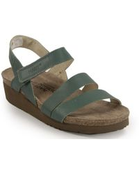 Naot - Footbed Sandal - Lyst