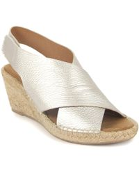 275 Central - Wedge Espadrille - Lyst