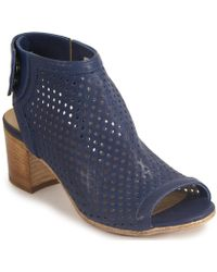 275 Central - Perforated Slingback - Lyst