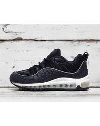 18ce769757e Lyst - Nike Air Vapormax Mesh Women s in Black