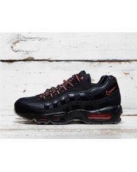 1b26cefdeb Nike Air Max 95 We - Greatest Hits Pack in Black for Men - Save 37 ...