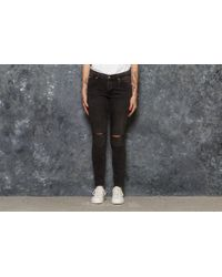 Footshop - Cheap Monday Tight Jeans Cosmo Black - Lyst