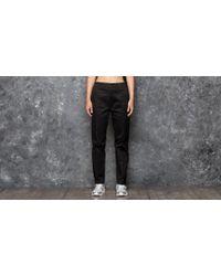 Stussy - Standard Trouser Black - Lyst
