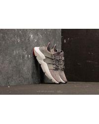 adidas Originals - Adidas Prophere Grey Three/ Ftw White/ Solid Red - Lyst