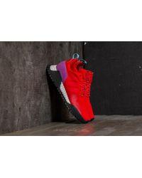 adidas Originals - Adidas F/1.4 Primeknit Scarlet/ Scarlet/ Shock Purple - Lyst