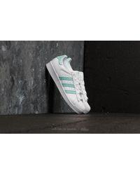 adidas Originals - Adidas Superstar W Ftw White/ Supplier Colour/ Off White - Lyst