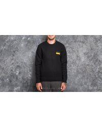 Footshop - Wood Wood Jackson Sweater Black - Lyst
