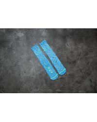 Huf - Triple Triangle Melange Crew Sock Blue - Lyst