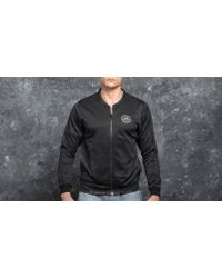 Footshop - Pink Dolphin Wave Performance Jacket Black - Lyst