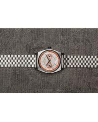 Footshop - Nixon X Star Wars Time Teller Deluxe Bb-8 Silver/ Orange - Lyst