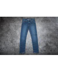 Footshop - Cheap Monday Tight Jeans Pure Blue - Lyst