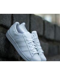 Lyst adidas Originals Adidas Superstar W Ftw White Ftw